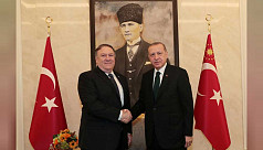 Pompeo to show support for Greece amid Turkey tensions