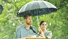 Harry and Meghan 'gift' rain to drought-stricken...