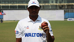 Six-star Sajedul shines in rain-marred...