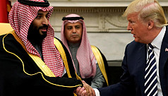 As US vote looms, Gulf powers count Trump blessings