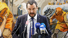 Italy's Salvini attacks Juncker, hopes...