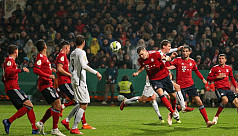 Lacklustre Bayern struggle to beat fourth-division...