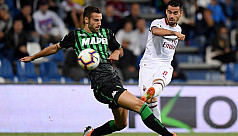 Suso bags brace as AC Milan defeat Sassuolo...