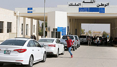 Jordan reopens main border post with...