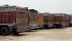 Cargo transportation suspended for 9 days during Eid-ul-Azha