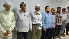 8 held for allegedly financing militancy...