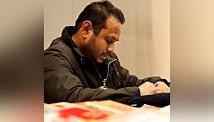 Numair Choudhury: My writer friend