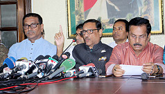 Quader: Govt uncomfortable over gas...