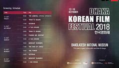 Dhaka Korean Film Festival 2018...