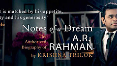 Five things we learnt about AR Rahman from his biography 'Notes of a Dream'
