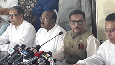 Quader: BNP out to fish in troubled...