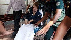Attorney general: Khaleda Zia's physical condition has not deteriorated significantly