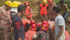 Landslide, wall collapse kill 4 in...