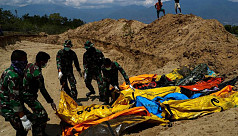 Death toll from Indonesia's quake, tsunami...