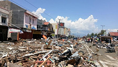 Indonesia rushes aid to Sulawesi as death toll from quake, tsunami passes 830