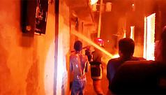 Fire guts pulse factory, six warehouses...