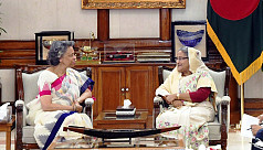 Bernicat to PM Hasina: US support for...