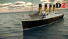 Titanic  II revived: Maiden voyage to...