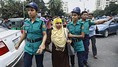 Police disperse govt job age limit protesters...