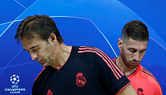 Ramos: Sacking Lopetegui would be...