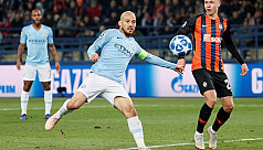 Man City flex muscles with rampant win...