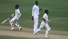 Pant, Rahane give India control in second...