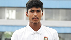 Leg spinner Rishad picked for two-day...