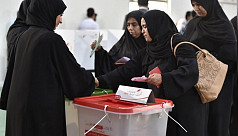 Bahrain holds election with ban on opposition...