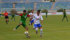 Bangladesh thrashed by India in Olympic...