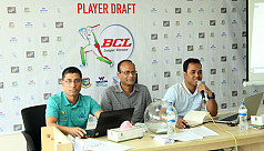 BCL players' draft held