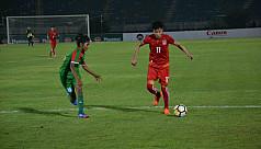 Myanmar women thrash Bangladesh 5-0...