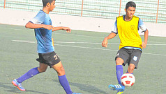 U-15 boys to play tournament in...