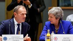 EU leaders seal Brexit deal, urge Britons...