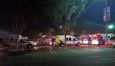 Gunman kills 12 in California bar packed...