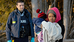 Canada set to get most refugee claims...