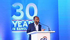 Citibank NA celebrates 30 years in Bangladesh