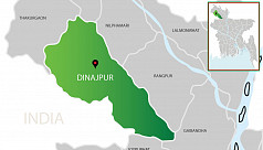 Decomposed body of youth found along Dinajpur border