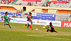 NoFeL hold Bashundhara Kings