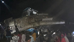 5 killed in train-bus collision in...
