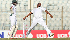 Windies pacer Gabriel suspended for...