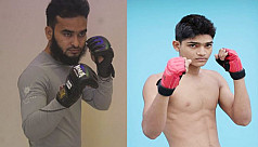 Habib, Alam to take part in MMA Championship in India