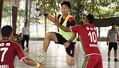BGB, Police into Nat'l Handball...