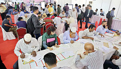 Income tax fair fetches over Tk1,500cr...