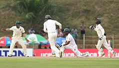 Hapless Bangladesh suffer 151-run...