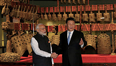 India's Modi and China's Xi aim to build...