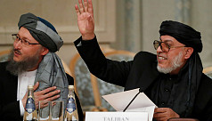 Taliban attends peace talks in Moscow...
