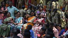 Dozens arrested around flashpoint Indian...