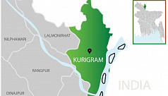 Bangladeshi man drowns, chased by BSF in Kurigram
