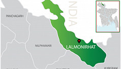 Woman, son killed in Lalmonirhat road crash