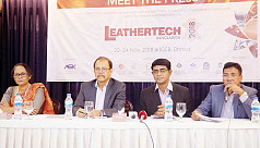 'Leathertech Bangladesh 2018' to kick...